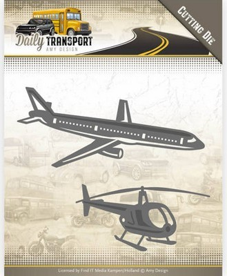 Die Amy Design - Daily Transport - Through the air