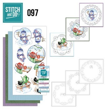 Stitch & Do 97 - Warm Winter