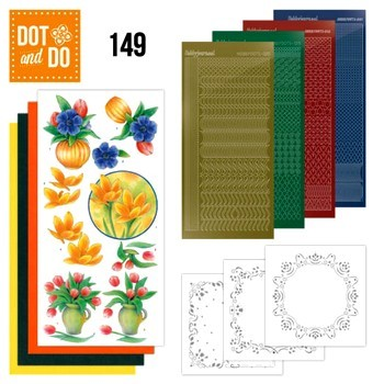 Dot & Do 149 - Bloemenboeket