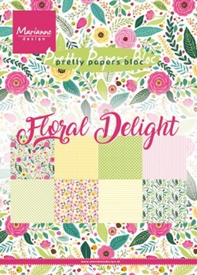 Marianne D. - Paperpad - Floral Delight