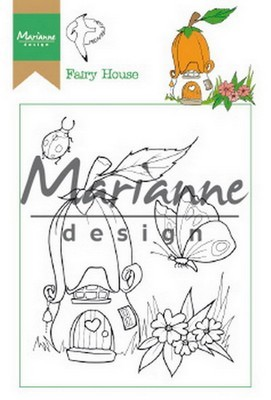 Marianne D. - Clear Stamp - Hetty`s Sprookjes huis