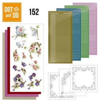 Dot & Do 152 - Spring in the Air