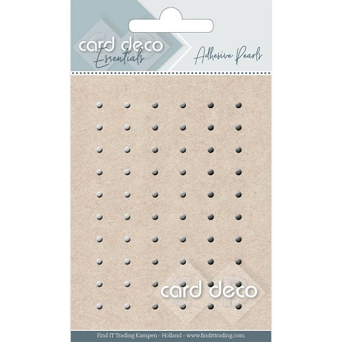 Card Deco - Adhesive Pearls