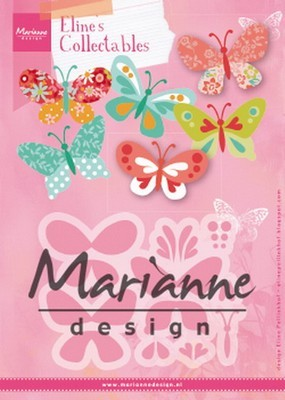 Marianne Design - Collectables - Eline`s Vlinders