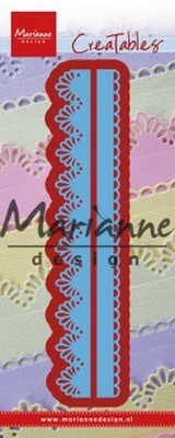 Marianne D. Creatable stencil Sweet Borders