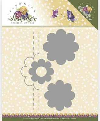 Die Precious Marieke - Blooming Summer - Pop-up Flower 2