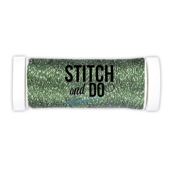 Stitch & Do - Sparkles Embroidery - Forest Green