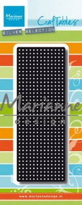 Marianne D. - Craftable stencil - Cross Stitch border