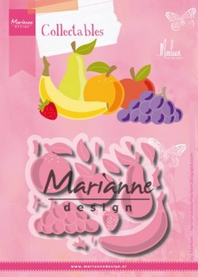 Marianne D. - Collectables - Fruit by Marleen