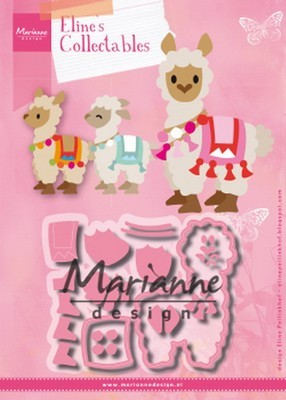 Marianne D. - Collectables - Eline's Alpaca