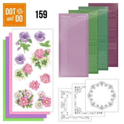 Dot & Do 159 - Summer Flowers