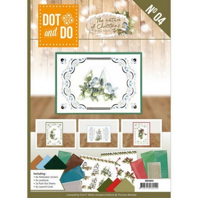 Dot & Do Boek A6 nr. 4