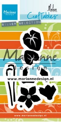 Marianne D. Craftables - Cyclamen by Marleen