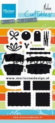 Marianne D. Craftables - Presents by Marleen