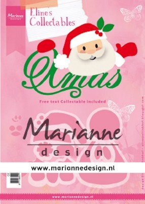 Marianne D. Collectables -  Eline's Santa Xmas