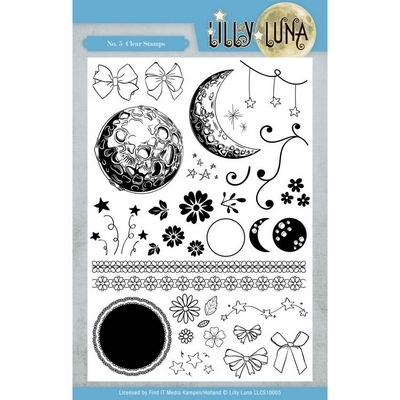 Clearstamps - Lilly Luna