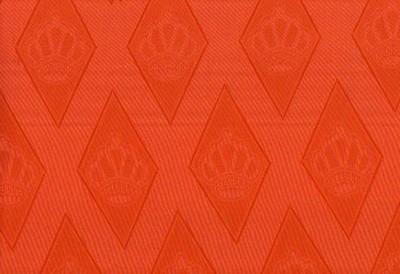 Nieuw Oranje stof Hobbyspeciaalzaak Bruinink VY-26