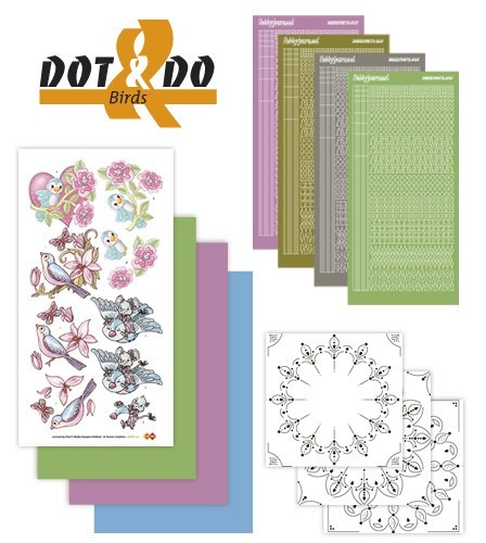 Dots & Do 12B  Birds