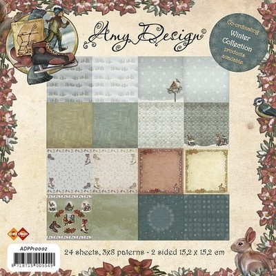 Amy Design Paper Pack
