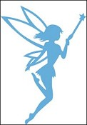 MD Creatables stencil Fairy Magic