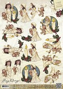 3D-knipvel Amy Design