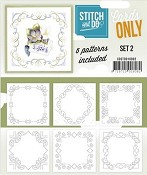 Stitch & Do Only Cards set 2