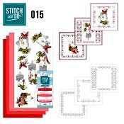 Stitch and Do nr. 15  Kaarsen