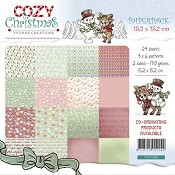 Paperpack Yvonne Creations - Cozy Christmas