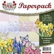 Paperpack Amy Design - Spring