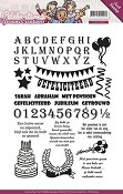 Clear Stamp Celebrations Tekst