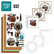 Stitch and Do nr. 32 Oud Hollands