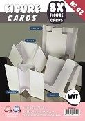 Figure Cards nr. 2 - WIT