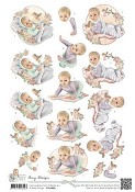 Knipvel Amy D. Baby Collection Vintage baby
