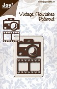 Joy! Vintage Flourishes Camera en Filmstrip