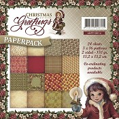 Paperpack - AD- Christmas Greetings