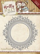 Die - Yvonne Creations - Holly Jolly