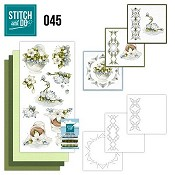 Stitch and Do 45 - IJsbloemen