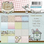 Paperpack - Yvonne Creations - Spring-tastic