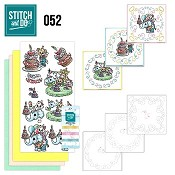 Stitch and Do 52 - Tods & Toddlers