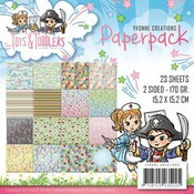 Paperpack - Yvonne Creations - Tots & Toddlers
