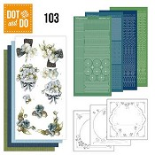 Dot & Do 103 - Fantastic Flowers