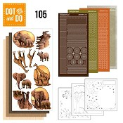 Dot & Do 105 - Wild Animals