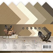 Linnenpakket A5 - Amy Design - Wild Animals