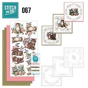 Stitch and Do 67 - Cats (Katten)