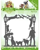 Die - Amy Design - Sweet Pets - Frame