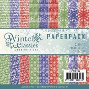 Paperpack- Jeanine`s Art - Winter Classics