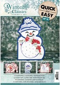 Quick & Easy 11 - Jeanine`s Art - Winter Classics - Winter Birds