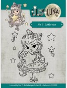 Clearstamp - Lilly Luna - 3 Little Star