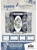 Figure Cards no. 10 - Amy Design - Vintage Winter