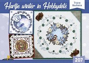 Hobbydols 207 - Hartje winter in Hobbydots